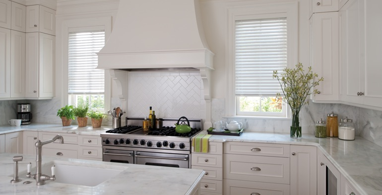 Salt Lake City kitchen blinds