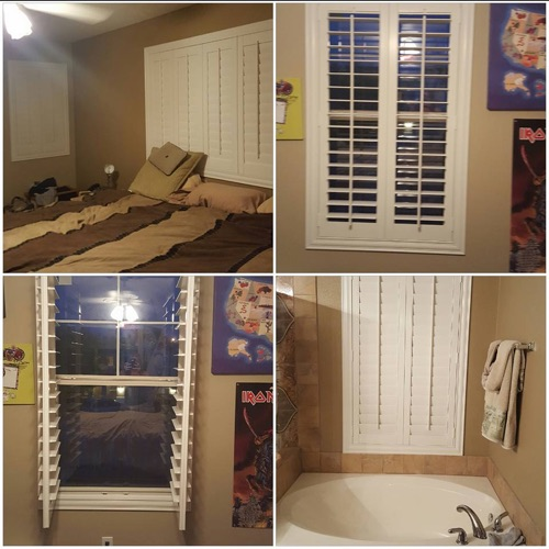 Photos of Natalie's Polywood Shutters
