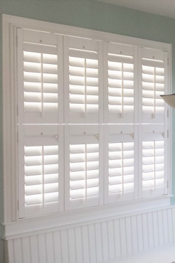 Salt Lake City Studio Plantation Shutters