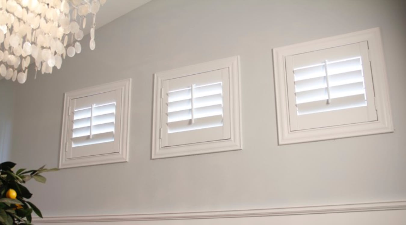 Salt Lake City casement window shutters